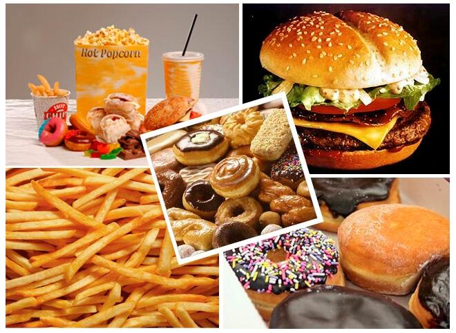 Tăng nhãn áp kiêng ăn gì? Thực phẩm giàu chất béo và đường